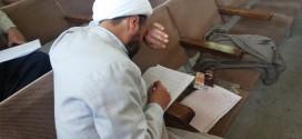 گزارش تصویری برگزاری آزمون ورودی مراکز تخصصی در تبریز